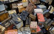 Прием аккумуляторов в Новосибирске