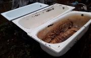 Сдать старые ванны на металлолом